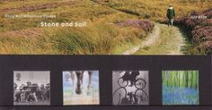 British Stamps 2000 - Millennium Projects (7th Series). 'Stone and Soil' - (2000)
