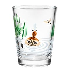 Shipping starts in week 1! Little My glass tumbler, 22 cl, is designed by Tove Slotte keeping with the original drawings by Tove Jansson. Complete your collection of Moomin glasses with this beautiful piece. Capacity: 0,22lIllustration: Tove SlotteMade in: Iittala, FinlandColours: Organic, ItalyCare instructions: Dishwasher safePikku Myy juomalasi, 22 cl, kuuluu Iittalan muumilasien valikoimaan. Lasin kuvitus on Tove Sloten käsialaa Tove Janssonin alkuperäisten kuvitusten pohjalta. Täydennä…