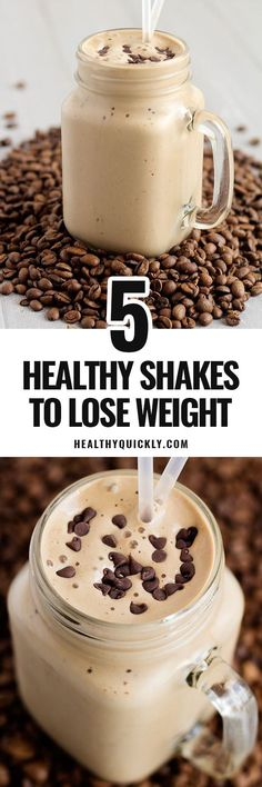 Who else wants these healthy shakes to lose weight? Great for weightloss, fat burning and to stay on track with your flat belly. These recipes are amazing for breakfast and if you are on a smoothie diet. Easy to make and best for clean eating and to detox Healthy Shakes, Protein Shakes, Healthy Breakfast Smoothies, Clean Eating Diet, Healthy Diet Recipes, Healthy Menu, Smoothie Diet, Smoothie Recipes, Diet Plans To Lose Weight