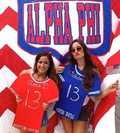Alpha Phi at University of Arizona #AlphaPhi #APhi #BidDay #America #sorority #Arizona