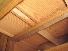 Wooden drawer slides Diy Storage Drawers, Diy Garage Storage, Bed Storage, Tool Storage, Wood Drawer Slides, Cabinet Slides, Wood Tool Box, Wood Tools, Woodworking Bench