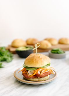 Spam Banh Mi Sliders — Fix Feast Flair