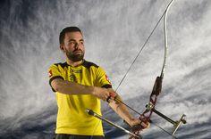 Roger Hermosilla - Tiro con Arco modalidad Olímpica