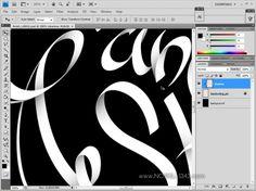 Illustrator calligraphy tutorial