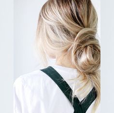 Loose updo by Kayley Melissa The post Best Back-To-School Hairstyles appeared first on Hair Styles. Hair Inspo, Hair Inspiration, Kayley Melissa, Wedding Hairstyles, Cool Hairstyles, Teenage Hairstyles, Men's Hairstyles, Virtual Hairstyles, African Hairstyles