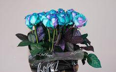 Rainbow Roses - Real Roses and Meaning for Coloring Your Love and Life