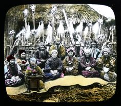 ainu women were to tattoo their lips as a prerequisite to marriage