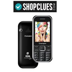 BSNL Champion SQ 241- Dual SIM Multimedia Mobile at Rs.698 with Shipping