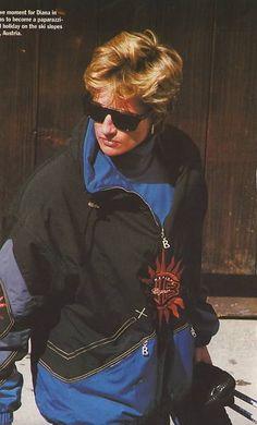 Princess Diana in Austria, 1994