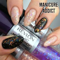 Revlon Opal Effect Nails (How To Video in Post)