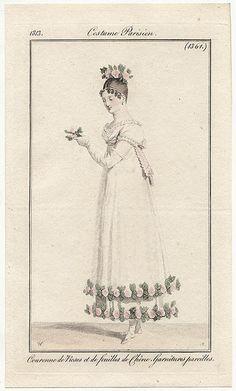 Costume Parisien 1813                                                                               More