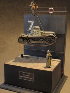 """Norway 1940 : SdKfz 265 Panzerbefehlswagen"" 1/35 scale. By Roger Hurkmans. WW2…"