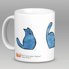 Refuge, Html, Artworks, Mugs, Illustration, Boutique Online Shopping, Illustrations, Mug, Art Pieces