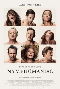 Nymphomaniac Movie Poster