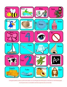 Free! Speech Practice Minimal Pairs: Final Consonant Deletion