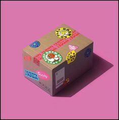 Editorial photograph Packaging Box, Brand Packaging, Packaging Design Inspiration, Graphic Design Inspiration, Mt Design, Typography Design, Branding Design, Craft Beer Brands, Café Bar