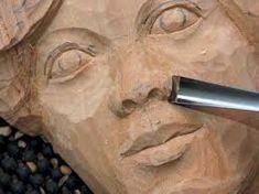 Image result for carving wall mask Maureen hockley