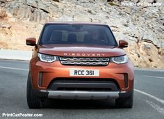 Land Rover Discovery 2017 poster, #poster, #mousepad, #tshirt