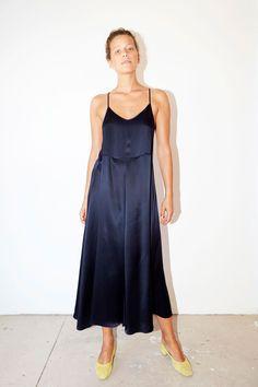 Blue Moon Slip Dress