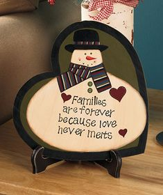 Cute decorative plate....trying to get my christmas decor started!!