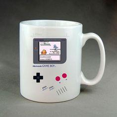 Game Boy Pokemon tasse amant personnalisable-caféine, café tasse, matin Mug à café Nous utilisons des tasses à café blanche 11oz et presse nos dictons sur eux à laide dun processus appelé sublimation de la chaleur. Cela signifie essentiellement que lencre est infusé dans la tasse et que vous pouvez micro-ondes et le laver dans le lave-vaisselle et nont pas à se soucier de lencre jamais disparaître ! -Voici les tasses en céramique imprimées par un professionnel. -Haute qualité et des…