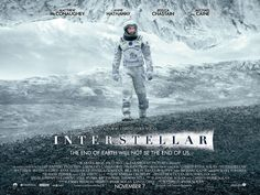 Interstellar was insane. Go watch it now!