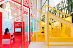 apostrophy's colorizes living for tomorrow exhibit in bangkok