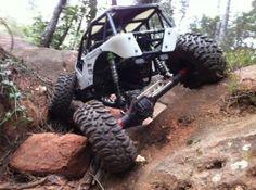 axial wraith rc rock crawler