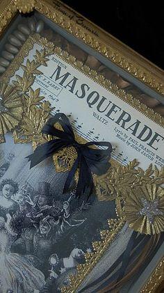 ~Masquerade Waltz | House of Beccaria