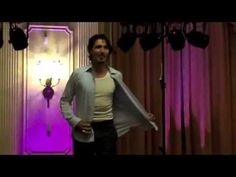 Justin Trudeau, future Prime Minister of Canada, does striptease for charity fundraiser video.