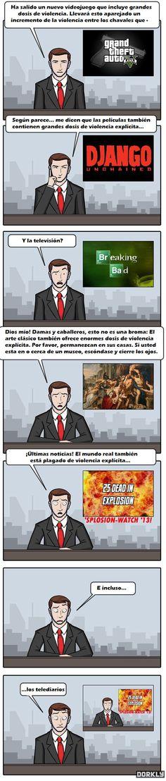 El eterno debate de la violencia y los juegos