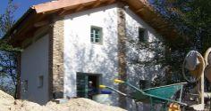Casa di paglia 45K: il progetto