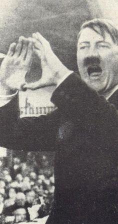 Hitler making the same illuminati hand signs as JayZ ...