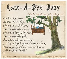 Top 10 Old Nursery Rhymes Revised To Fit In Today S Society Really