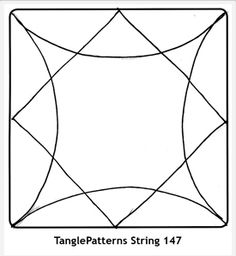 TanglePatterns String 147 « TanglePatterns.com