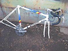 Vintage Retro Classic Raleigh Flyer racer Road Racing Bike | eBay