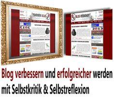 Blog zum Erfolg führen - Mit Selbstkritik und Selbstreflexion - http://www.blogverdiener.de/2013/01/blog-zum-erfolg-fuhren-mit-selbstkritik-und-selbstreflexion/
