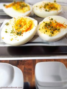AWESOME Hard Boiled Eggs