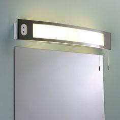 0347 Seville Bathroom Wall Light With Shaver Socket IP20 From Lights 4 Living