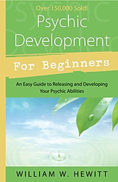Book PSYCHIC DEVELOPMENT FOR BEGINNERS by by Bill Hewitt A Guide Wicca Pagan