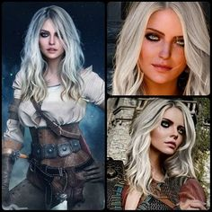 The Witcher Game, The Witcher Wild Hunt, The Witcher Books, Witcher Triss, Witcher Art, Ciri, Female Character Concept, Female Character Design, Witcher Tattoo