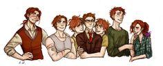 Weasley by drakonarinka on DeviantArt