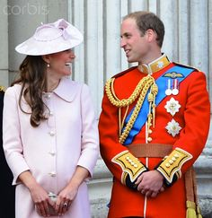 'Trooping the Color' at Buckingham Palace last public appearance before birthdate!