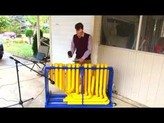 Build a Tubulum (PVC pipe) percussion instrument! - YouTube