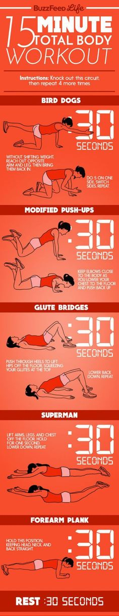 7 Quickie Do Anywhere Workouts