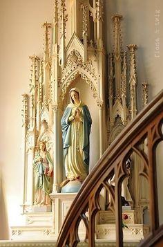 Catholic. My Rock, My Stronghold, My Church.