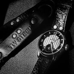 REPOST!!!  #twsteel #tw #tourbillon #limitededition #swissmade #sonoftime #dstrap #handmadejewelry #oneofone #watch #watchmania #watchnerd #custombike #time #timepiece #mensfashion #watchoftheday #menswear #instagood #instawatch #handmadestrap  Photo Credit: Instagram ID @j_holterbosch