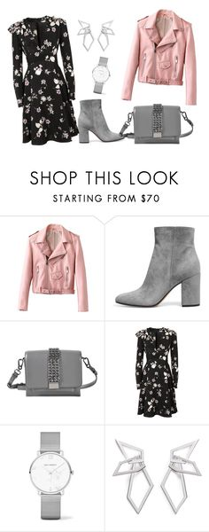 """Autmn"" by nihanbr ❤ liked on Polyvore featuring Karl Lagerfeld, Valentino and W. Britt"