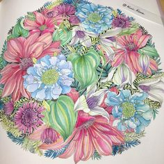 --> If you're looking for the top coloring books and supplies including gel pens, watercolors, drawing markers and colored pencils, check out our website at http://ColoringToolkit.com. Color... Relax... Chill.