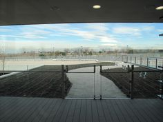 Vistas con Madrid al fondo desde otra terraza